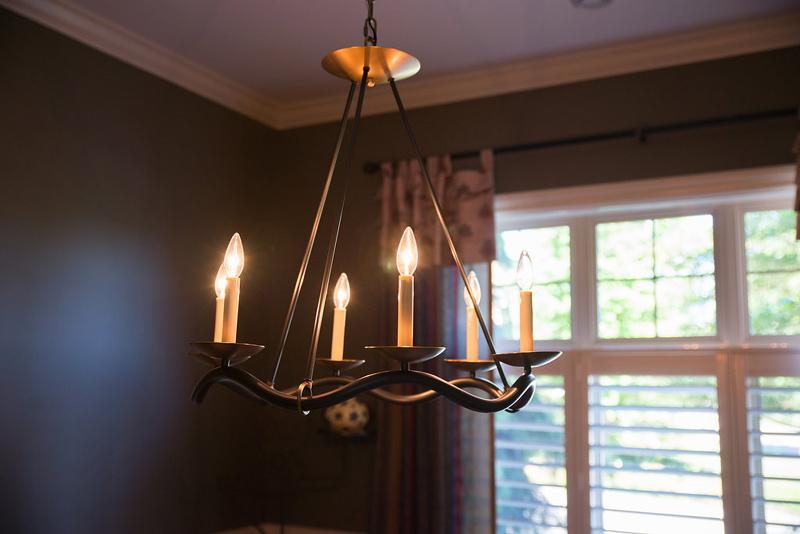 Lighting has a huge impact on any room.